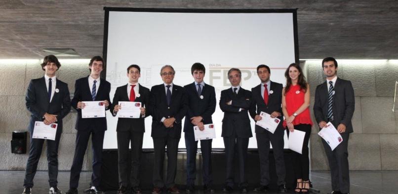 FEP Junior Consulting congratula o José Pedro Garcia, o José Maria Antunes, o Guilherme Sousa e o Gonçalo Sobral Martins